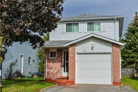 House for sale at 58 Corbett Dr Barrie Ontario - MLS: S4546543