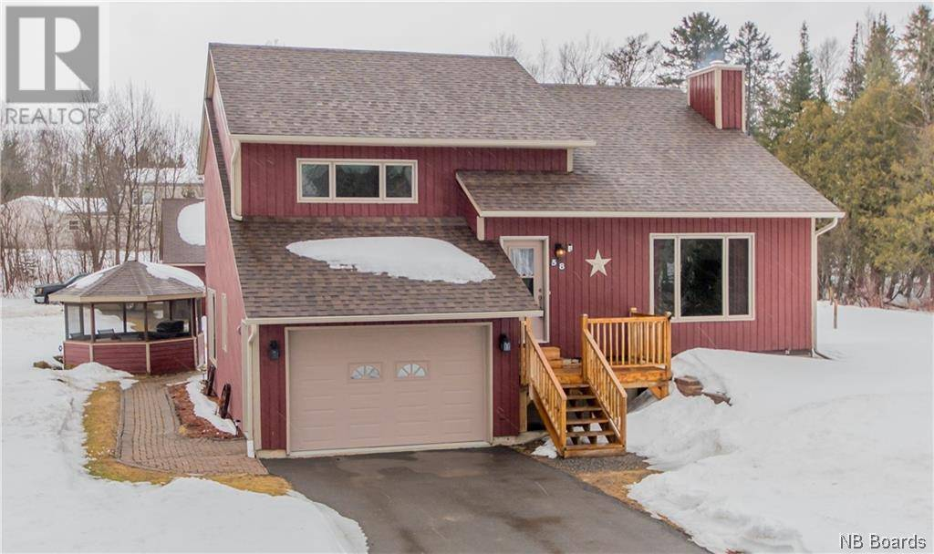 House for sale at 58 Country Ln Island View New Brunswick - MLS: NB041554