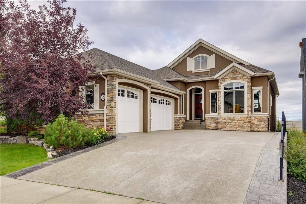 House for sale at 58 Cranridge Ht Se Cranston, Calgary Alberta - MLS: C4221542