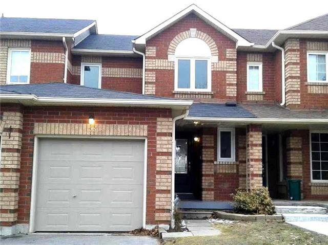 For Sale: 58 Creekwood Crescent, Whitby, ON | 3 Bed, 3 Bath Townhouse for $555,000. See 20 photos!