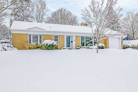 House for sale at 58 Dalton Cres Orillia Ontario - MLS: S4651677