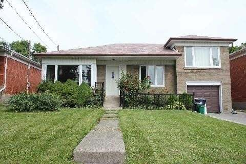 House for rent at 58 Danby Ave Toronto Ontario - MLS: C4817794