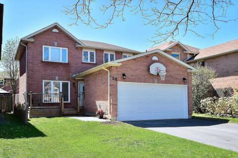 House for sale at 58 Daniels Cres Ajax Ontario - MLS: E4766785