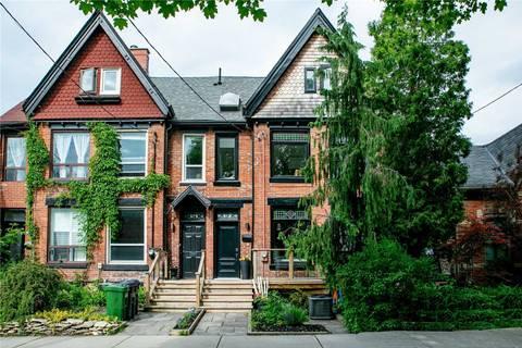 Townhouse for sale at 58 De Grassi St Toronto Ontario - MLS: E4488789