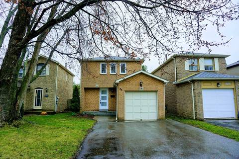 House for sale at 58 Delaney Dr Ajax Ontario - MLS: E4427104