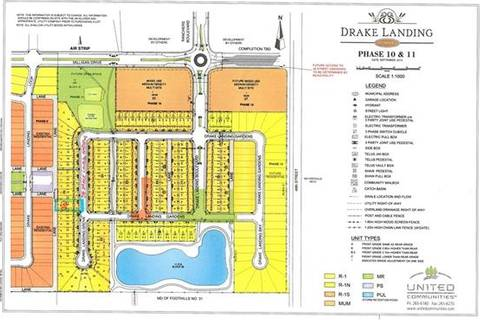 Home for sale at 58 Drake Landing  Okotoks Alberta - MLS: C4267450