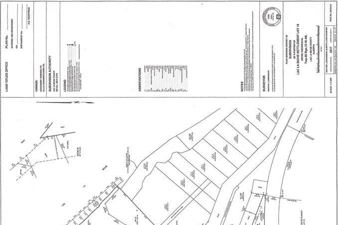 Residential property for sale at 58 Eagle Haunt Estates Rural Lac La Biche County Alberta - MLS: E4175382