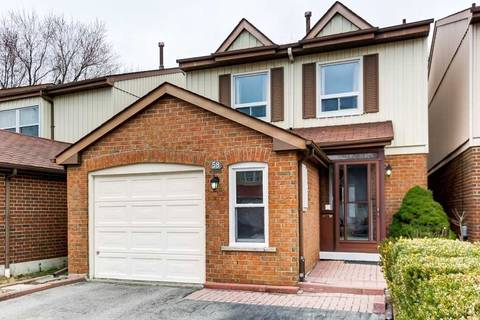 House for sale at 58 Eagleview Cres Toronto Ontario - MLS: E4412261