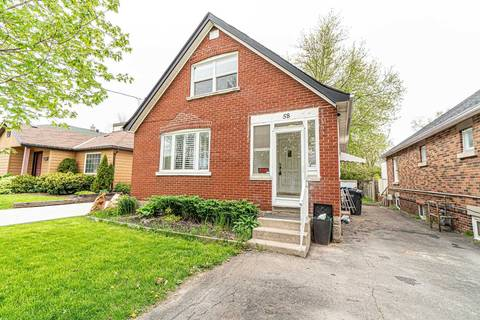 House for sale at 58 Elliott St Brampton Ontario - MLS: W4459818