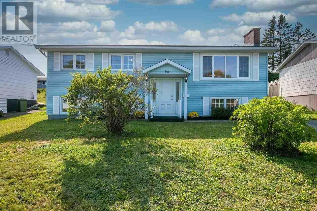 House for sale at 58 Elm St Forest Hill Nova Scotia - MLS: 202019243