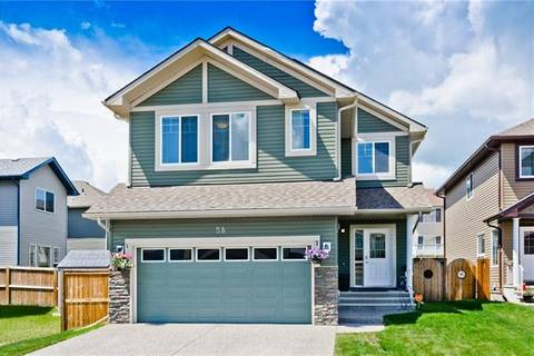House for sale at 58 Everhollow Manr Southwest Calgary Alberta - MLS: C4255811