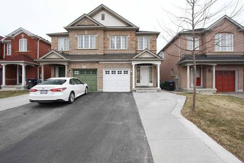 Townhouse for sale at 58 Feather Reed Wy Brampton Ontario - MLS: W4412847