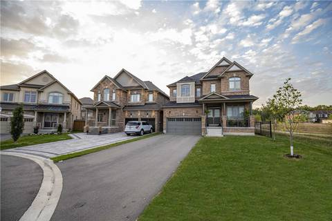 House for sale at 58 Fieldstone Lane Ave Caledon Ontario - MLS: W4696907