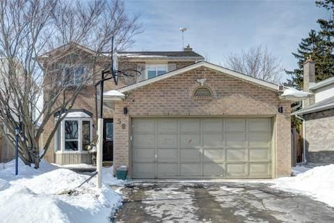 House for sale at 58 Foxridge Dr Cambridge Ontario - MLS: X4389307