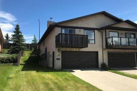 Townhouse for sale at 58 Glenpatrick Cres Cochrane Alberta - MLS: A1038328