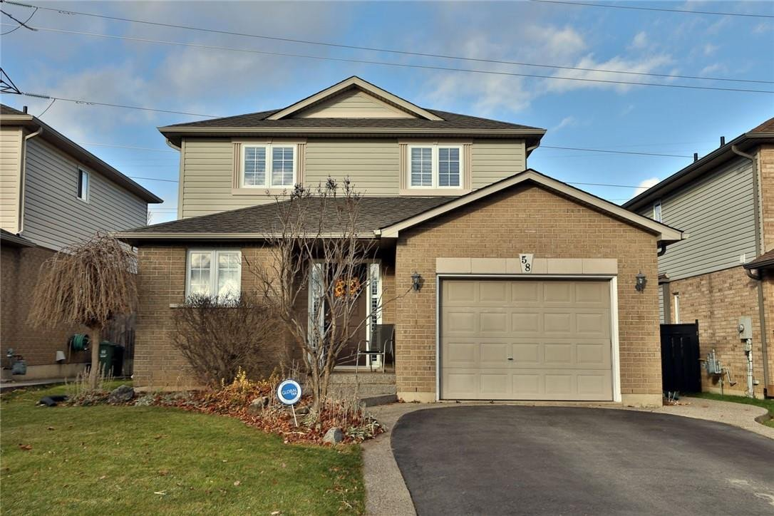 House for sale at 58 Grassyplain Dr Glanbrook Ontario - MLS: H4093311