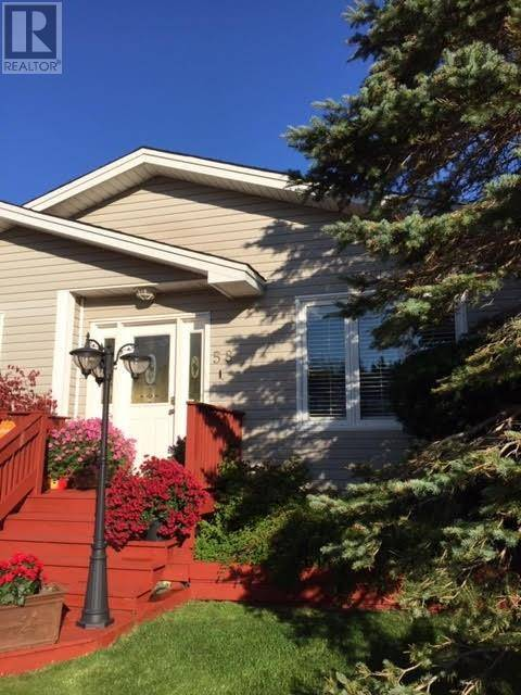 House for sale at 58 Greenspond Dr St. John's Newfoundland - MLS: 1197872