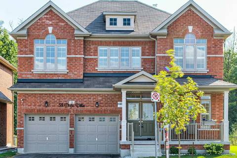 House for sale at 58 Haverstock Cres Brampton Ontario - MLS: W4547440