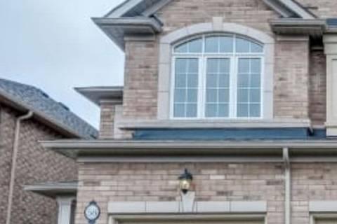 Townhouse for rent at 58 Heming Tr Hamilton Ontario - MLS: X4544734