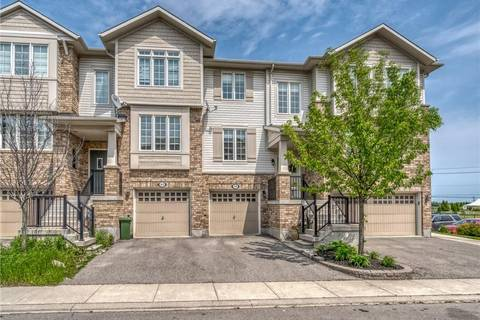 Townhouse for sale at 58 Hepworth Cres Ancaster Ontario - MLS: H4055182