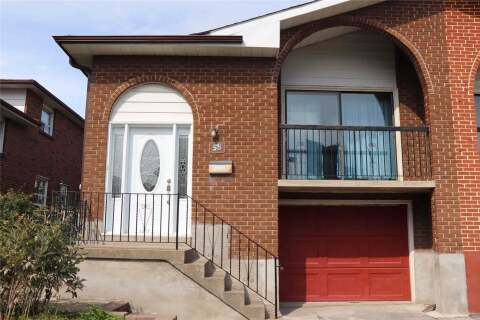 Townhouse for rent at 58 Hickorynut Dr Toronto Ontario - MLS: C4910544