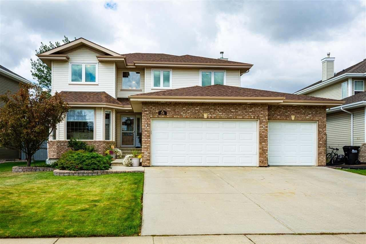 House for sale at 58 Highland Cl Sherwood Park Alberta - MLS: E4213624