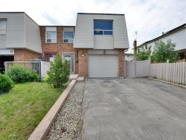 For Sale: 58 Horne Drive, Brampton, ON | 3 Bed, 3 Bath Townhouse for $614,900. See 20 photos!