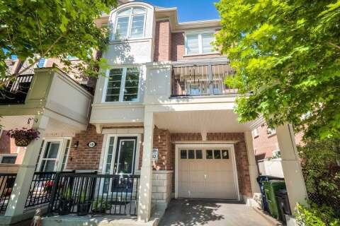 Townhouse for rent at 58 Howe Ave Toronto Ontario - MLS: E4867293