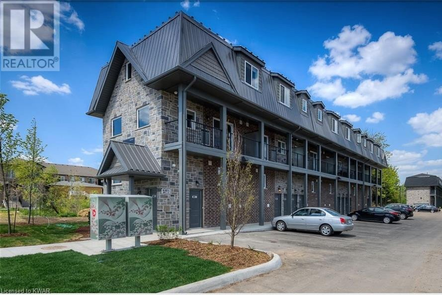 Townhouse for sale at 58 Howe Dr Kitchener Ontario - MLS: 40048797