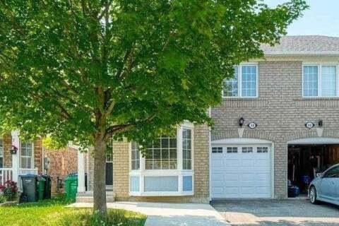 Townhouse for sale at 58 Jessop Dr Brampton Ontario - MLS: W4826826