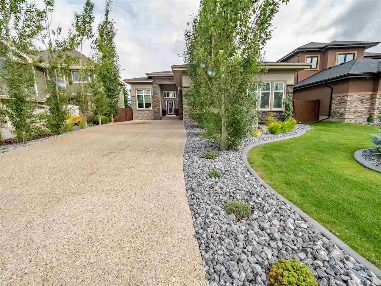 House for sale at 58 Kenton Woods Ln Spruce Grove Alberta - MLS: E4181217