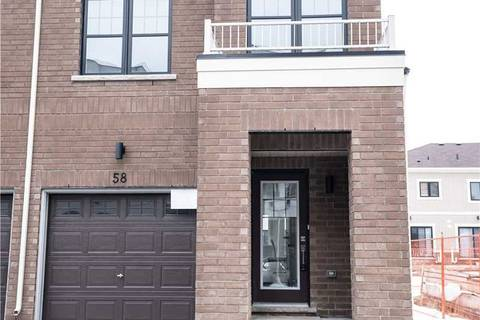 Townhouse for sale at 58 King George Wy Clarington Ontario - MLS: E4681678