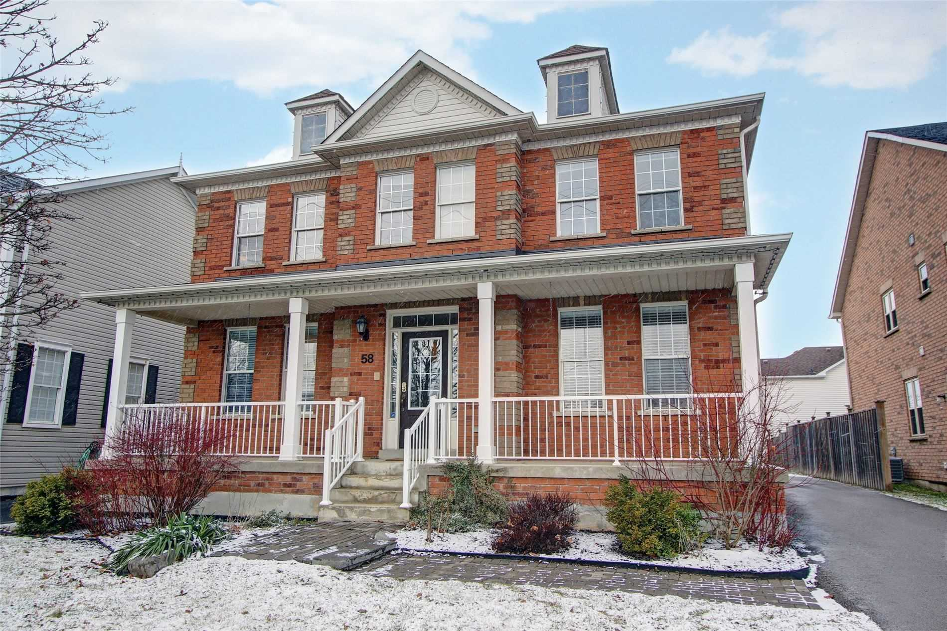 For Sale: 58 Knox Crescent, Whitby, ON | 4 Bed, 5 Bath House for $949000.00. See 24 photos!