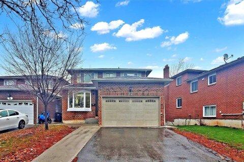 House for sale at 58 Lakecrest Tr Brampton Ontario - MLS: W5054689