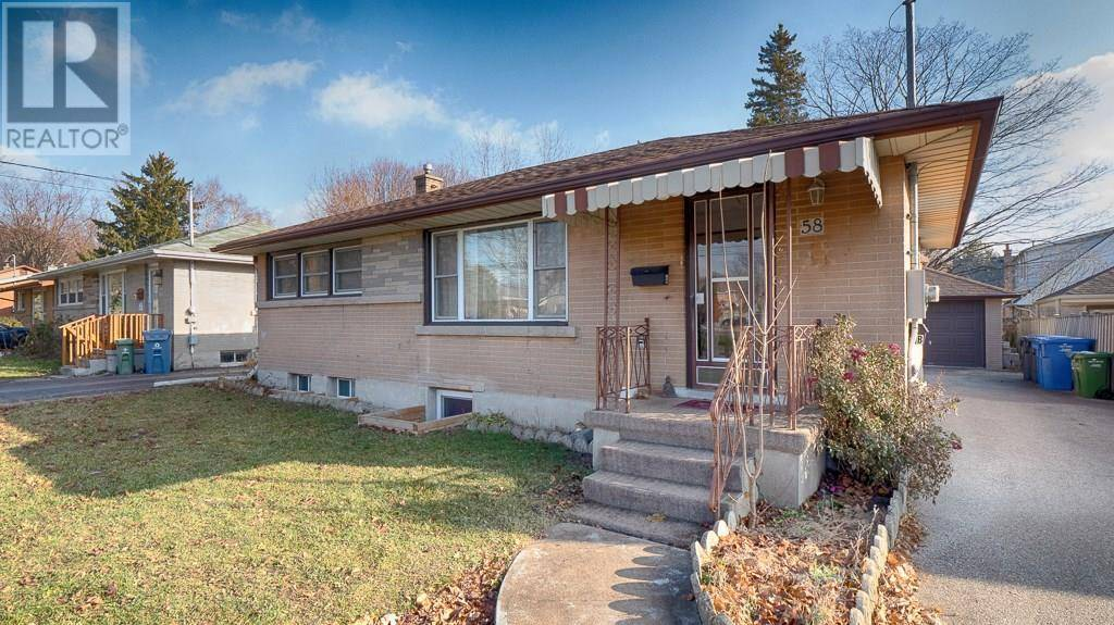 House for sale at 58 Lincoln Cres Guelph Ontario - MLS: 30779954