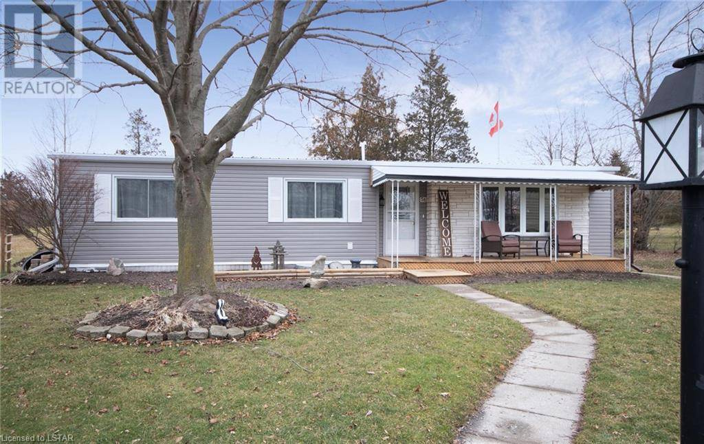 House for sale at 58 London Hunt Circ Grand Bend Ontario - MLS: 240264