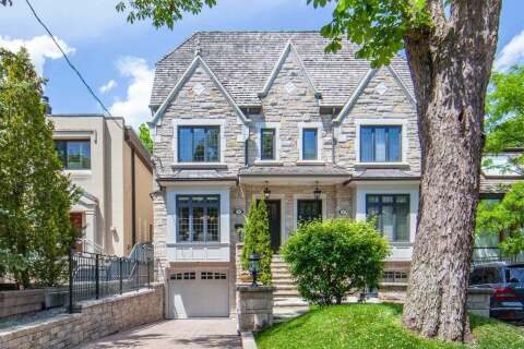 Townhouse for sale at 58 Lonsdale Rd Toronto Ontario - MLS: C4783230