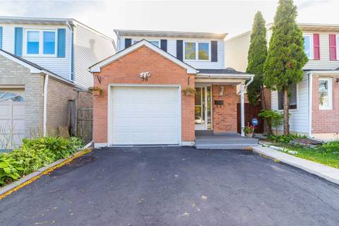 House for sale at 58 Malabar Cres Brampton Ontario - MLS: W4599984