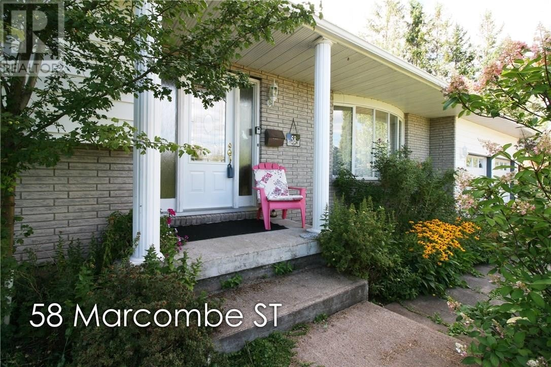 House for sale at 58 Marcombe St Lower Coverdale New Brunswick - MLS: M130692