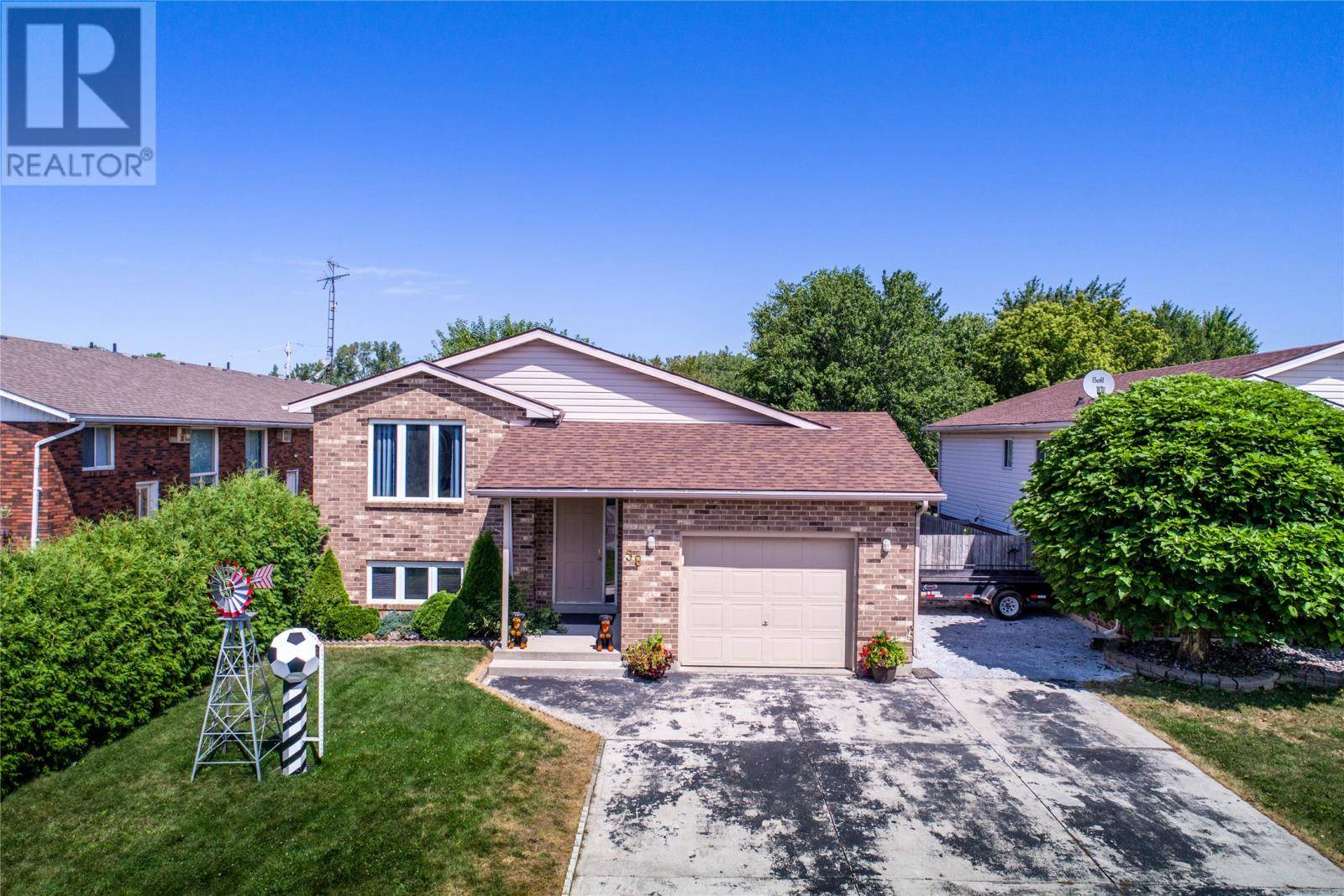 House for sale at 58 Massey Dr Tilbury Ontario - MLS: 19023658