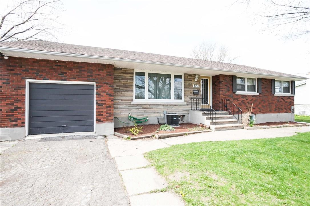 Removed: 58 Masterson Drive, St Catharines, ON - Removed on 2018-06-13 10:06:33
