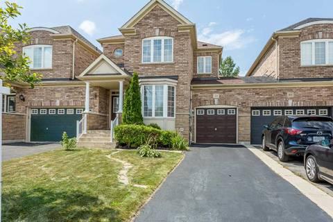 Townhouse for sale at 58 Millhouse Me Brampton Ontario - MLS: W4545417