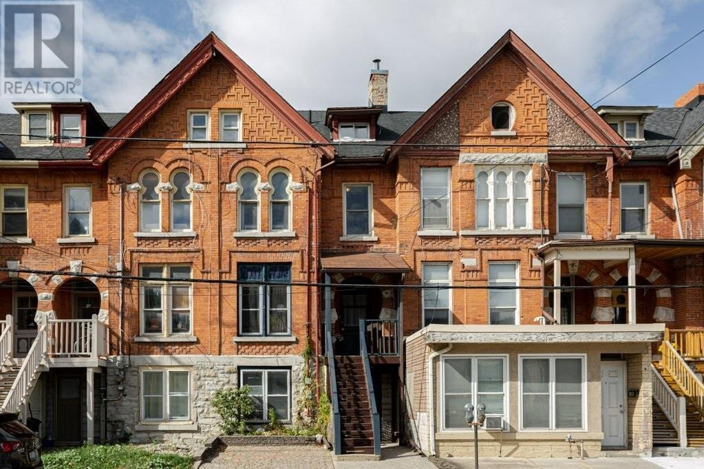 Townhouse for sale at 58 Montreal St Kingston Ontario - MLS: K21000022