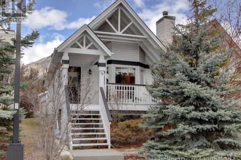 House for sale at 58 Moraine Rd Canmore Alberta - MLS: 49422
