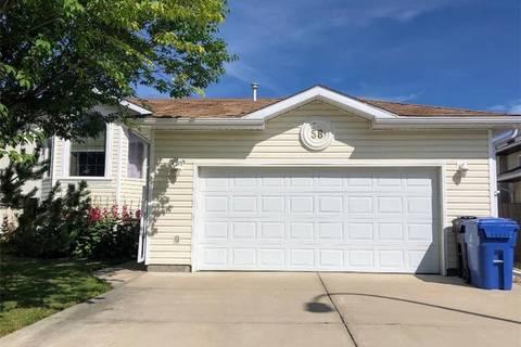 House for sale at 58 Mt Alderson Cres Lethbridge Alberta - MLS: LD0166423