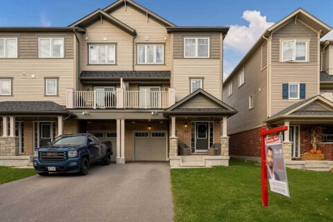 Townhouse for sale at 58 Nearco Cres Oshawa Ontario - MLS: E4998016