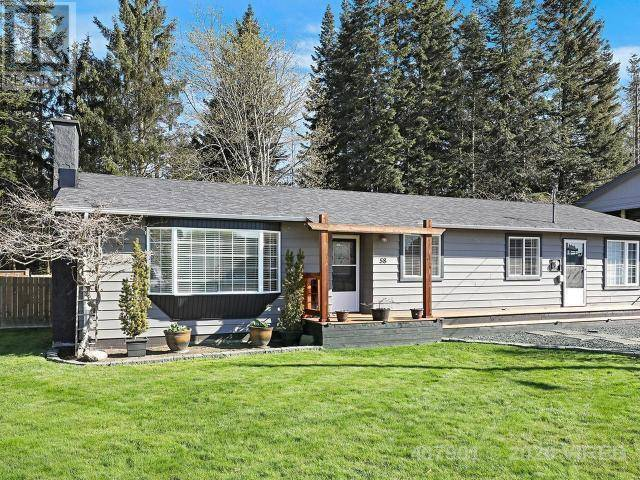 House for sale at 58 Oregon Rd Campbell River British Columbia - MLS: 467901