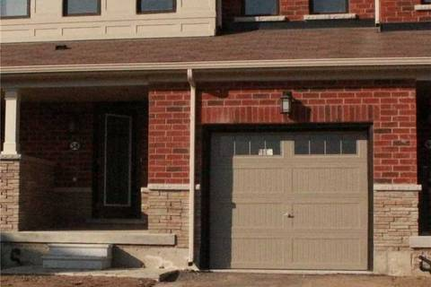 Townhouse for rent at 58 Pagebrook Cres Hamilton Ontario - MLS: X4694885