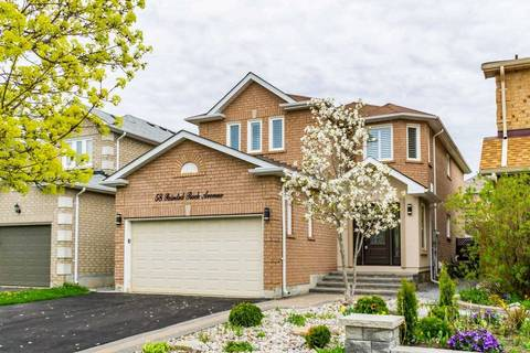 House for sale at 58 Painted Rock Ave Richmond Hill Ontario - MLS: N4453509