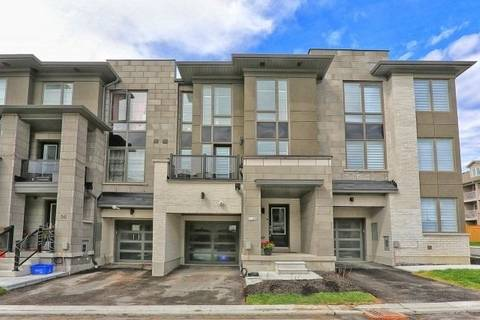Townhouse for sale at 58 Pallock Hill Wy Whitby Ontario - MLS: E4442875
